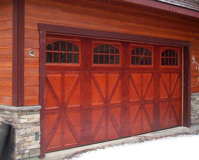 Custom Painted Steel Door