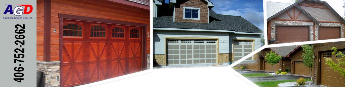 Residential American Garage Door